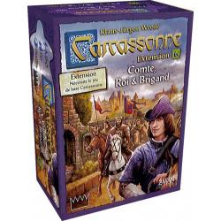 Carcassonne : Comte roi et brigand