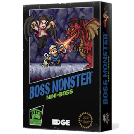 Boss Monster 3 : Mini-Boss