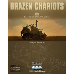 Brazen Chariots: Battles for Tobruk - 1941