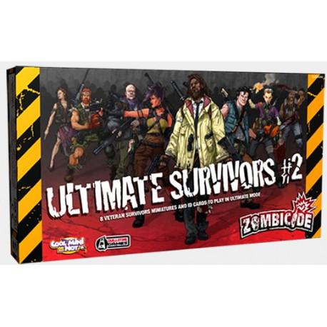 Zombicide : Ultimate Survivors 2