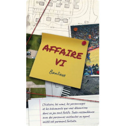 Détective - Affaire VI : Banlieue