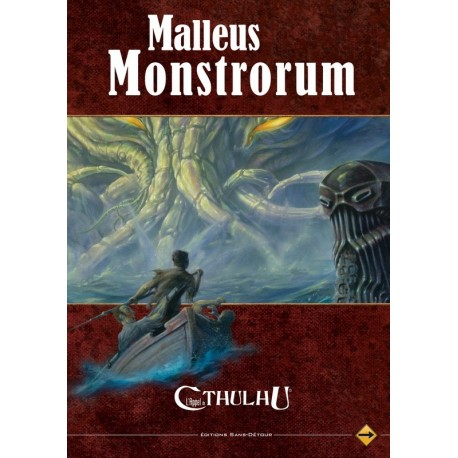Cthulhu - Malleus Monstrorum