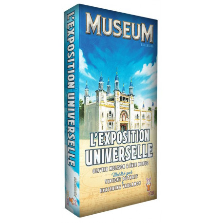 Museum - L'Exposition Universelle