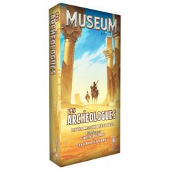 Museum - Les Archéologues