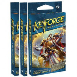 Keyforge : Display de 12 Decks L'Age de l'Ascension
