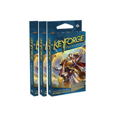 Keyforge : Deck L'Age de l'Ascension