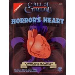 Cthulhu : horror's heart