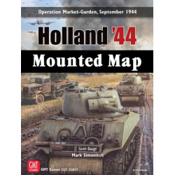 Holland '44: Mounted Map