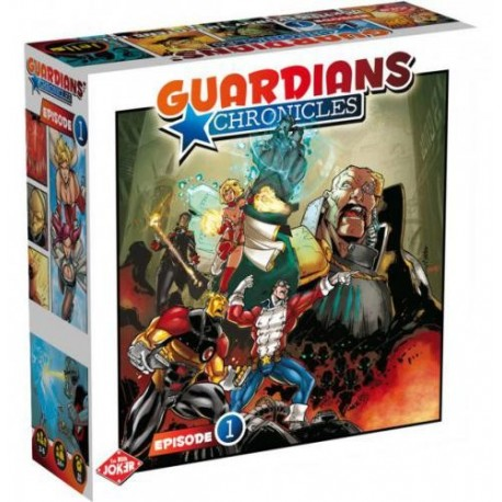 Guardians Chronicles - occasion B+