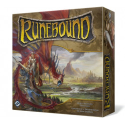 Runebound 3eme édition - occasion B+