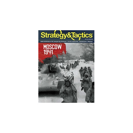 Strategy & Tactics 317 : Moscow 1941