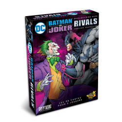 DC Comics - jeu de Deck Building - Batman Vs Joker