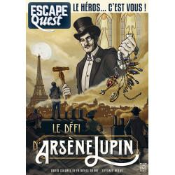 Escape Quest - 4 - Le Défi d'Arsène Lupin