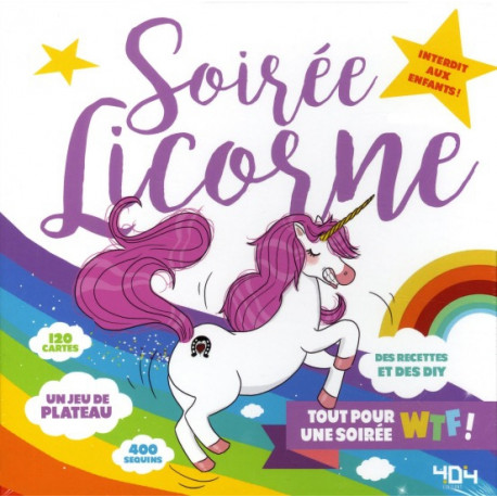 Soirée Licorne