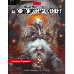 D&D 5 - Waterdeep : Le Donjon du Mage Dément