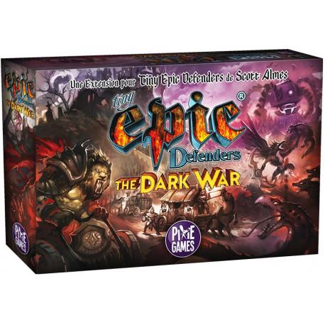 Tiny Epic Defenders - The Dark War