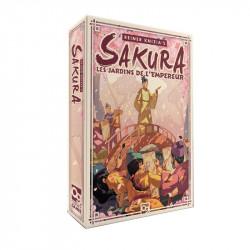Sakura - Les Jardins de l'Empereur