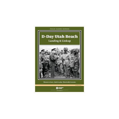 Folio Series - D-Day Utah Beach