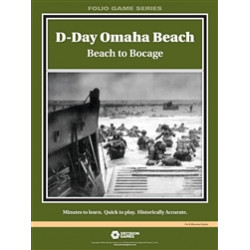 Folio Series - D-Day Omaha Beach