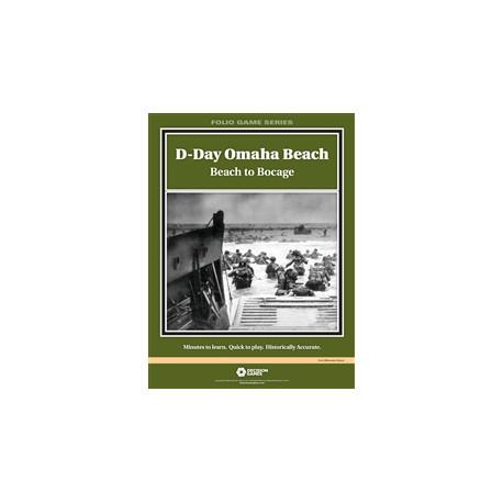 Folio Series - D-Day Omaha Beach