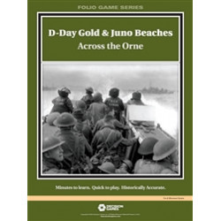 Folio Series - D-Day Gold & Juno Beach