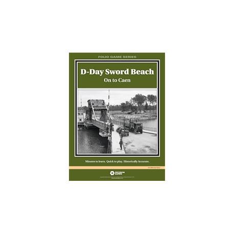 Folio Series - D-Day Gold & Juno Beach