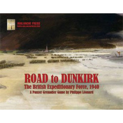 Panzer Grenadier - Road to Dunkirk