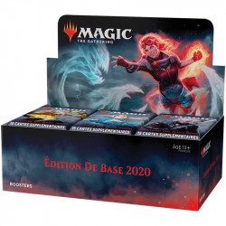 Magic the Gathering : Edition de Base 2020 - Booster FR