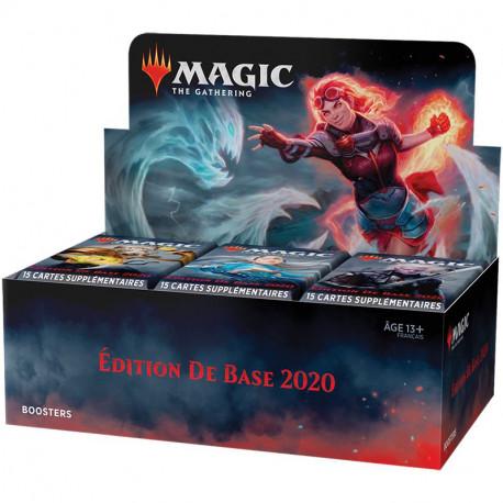 Magic the Gathering : Edition de Base 2020 - Booster FR