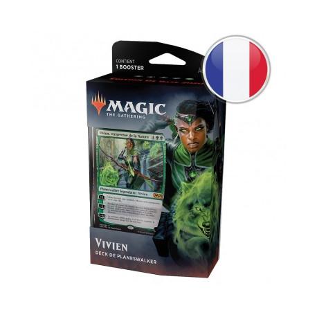 Magic M20 - Deck de Planeswalker : Vivien (décellophané)
