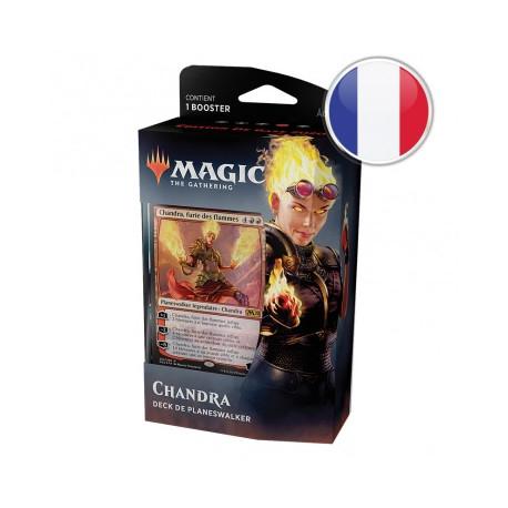 Magic M20 - Deck de Planeswalker : Chandra (décellophané)