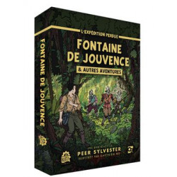L'Expédition Perdue : La Fontaine de Jouvence