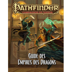 Pathfinder Compagnon - Guide des Empires des Dragons