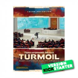 Terraforming Mars VF : Turmoil - édition Kickstarter