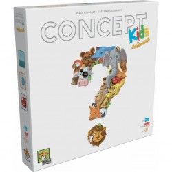 Boite de Concept Kids - coin abimé