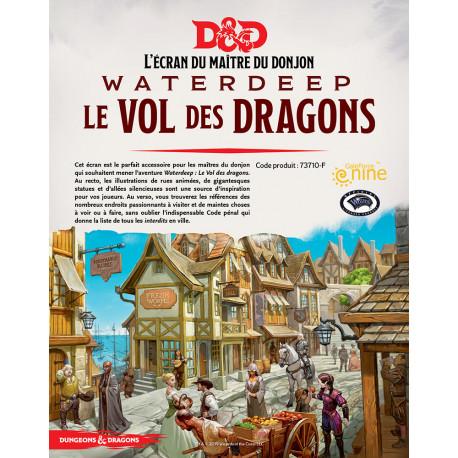 D&D 5 - Écran Waterdeep : Le vol des dragons