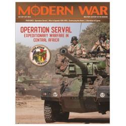 Modern War n°43 - Operation Serval