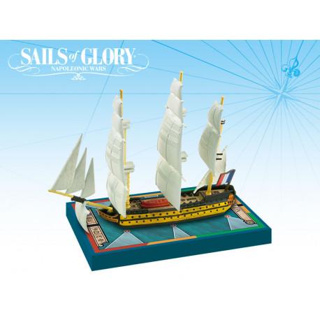 Sails of Glory - Neptune 1803 - Ville de Varsovie 1808