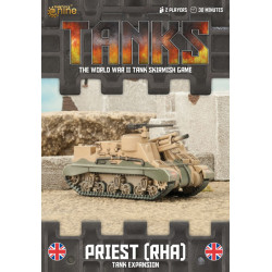 TANKS • Priest (RHA)
