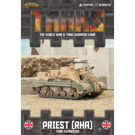 TANKS • Priest (RHA)