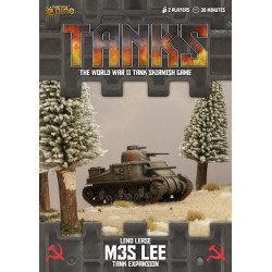 TANKS • Soviet Lend Lease M3S Lee