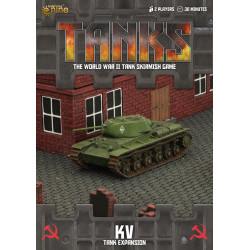 TANKS • Soviet KV