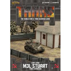 TANKS • Soviet Lend Lease M3L Stuart