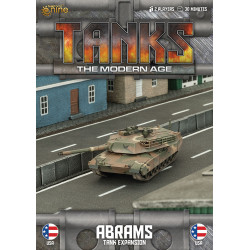 TANKS The Modern Age : M1 Abrams Tank Expansion