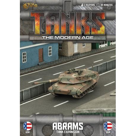 TANKS The Modern Age : M1 Abrams Tank Expansion