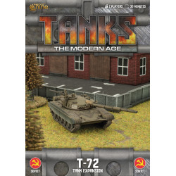 TANKS The Modern Age : T-72 Tank Expansion