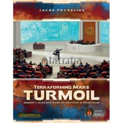 Terraforming Mars VF : Turmoil édition Kickstarter
