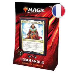 Magic Commander 2019 : Intellect Mystique