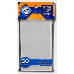 50 Tarot Sleeves 70x120mm FFG