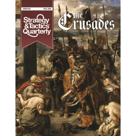 Strategy & Tactics Quarterly n°7 - The Crusades